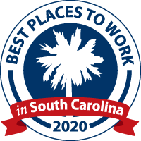 Best places to work in SC 2020 logo